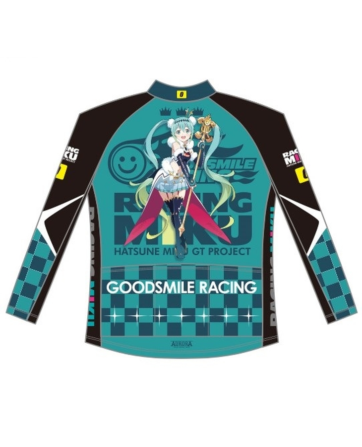 Cycling Winter Jacket Racing Miku 2018 Ver.(Re-Release)