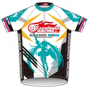 Cycling Jersey: Racing Miku 2015 EDGE Ver.(Re-release)