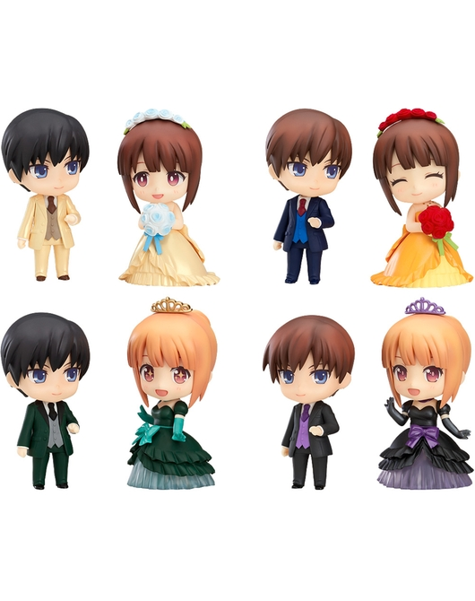 Nendoroid More: Dress Up Wedding - Elegant Ver.