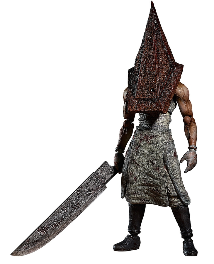 figma Red Pyramid Thing(Rerelease)