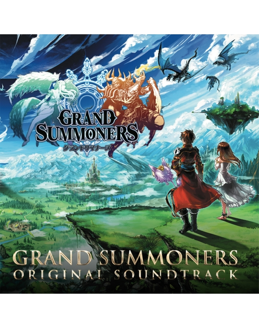 GRAND SUMMONERS Original Soundtrack