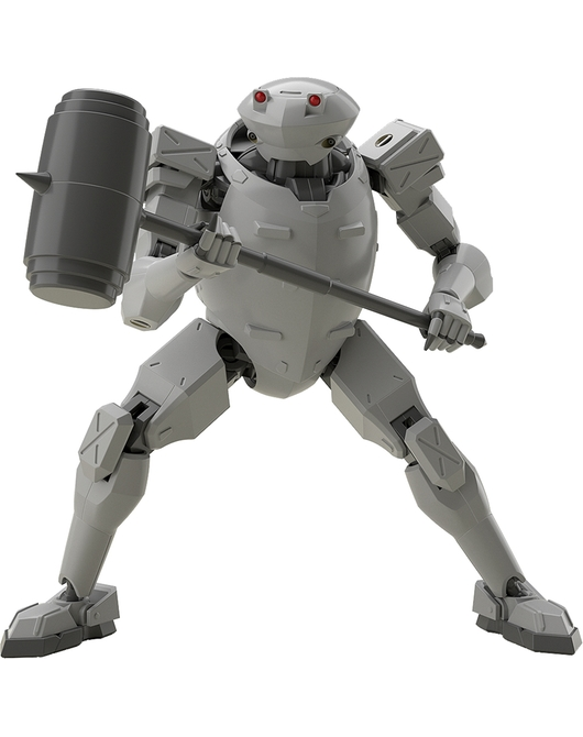MODEROID Rk-92 Savage (GRAY)