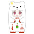 Nendoroid More: Face Parts Case (Christmas Polar Bear Ver.)
