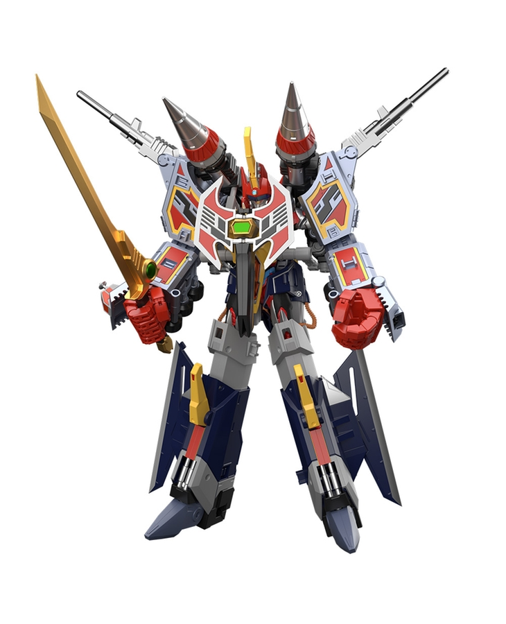 Max Combine DX Full Power Gridman (Second Release)