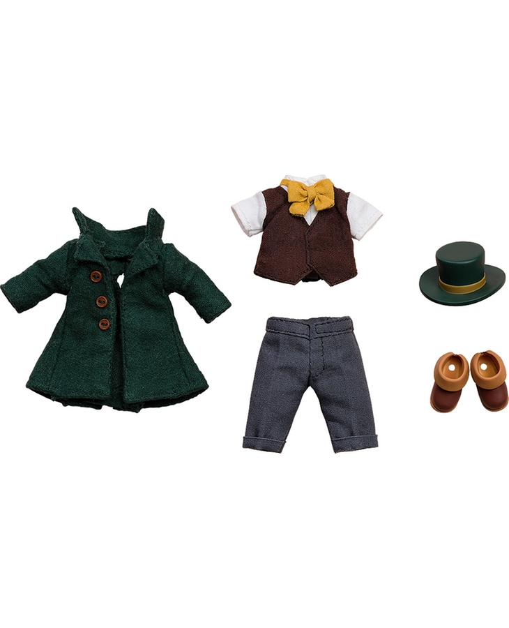 Nendoroid Doll: Outfit Set (Mad Hatter)