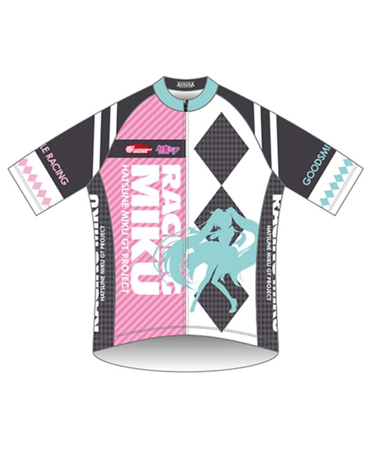 Cycling Jersey Racing Miku 2019 Graphic Ver.  2f946a694