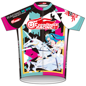 Cycling Jersey: Racing Miku 2015 EDGE2 Ver.(Re-release)