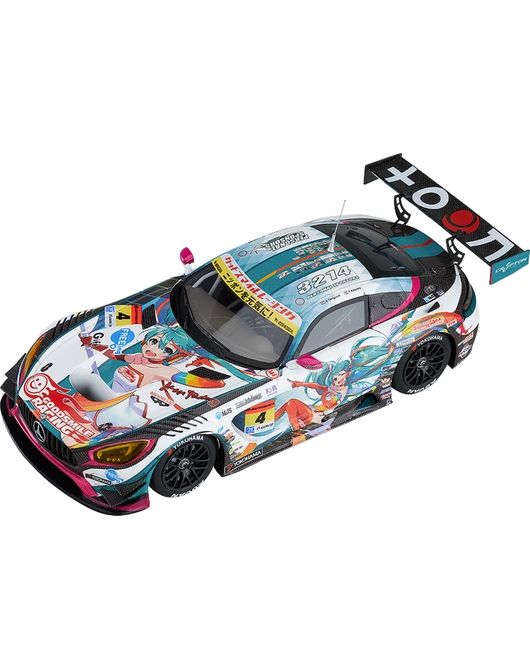 1/43 Good Smile Hatsune Miku AMG: 2016 Season Opening Ver.