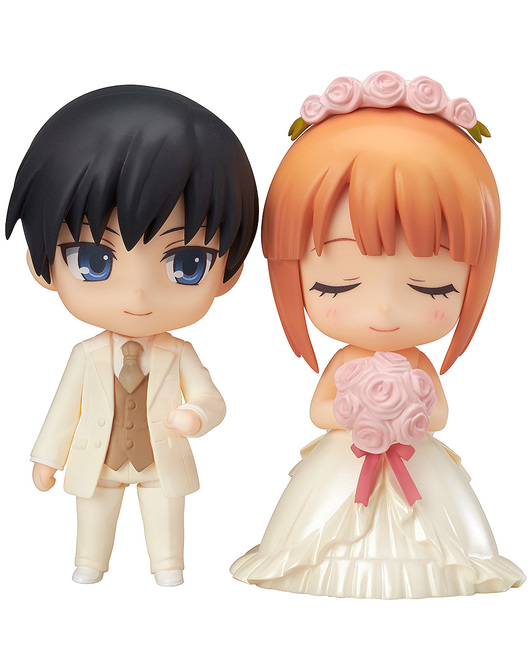 Nendoroid More: Dress-up Wedding