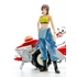 PLAMAX MF-21: minimum factory Minori with Honda F90 Tiller(Rerelease)