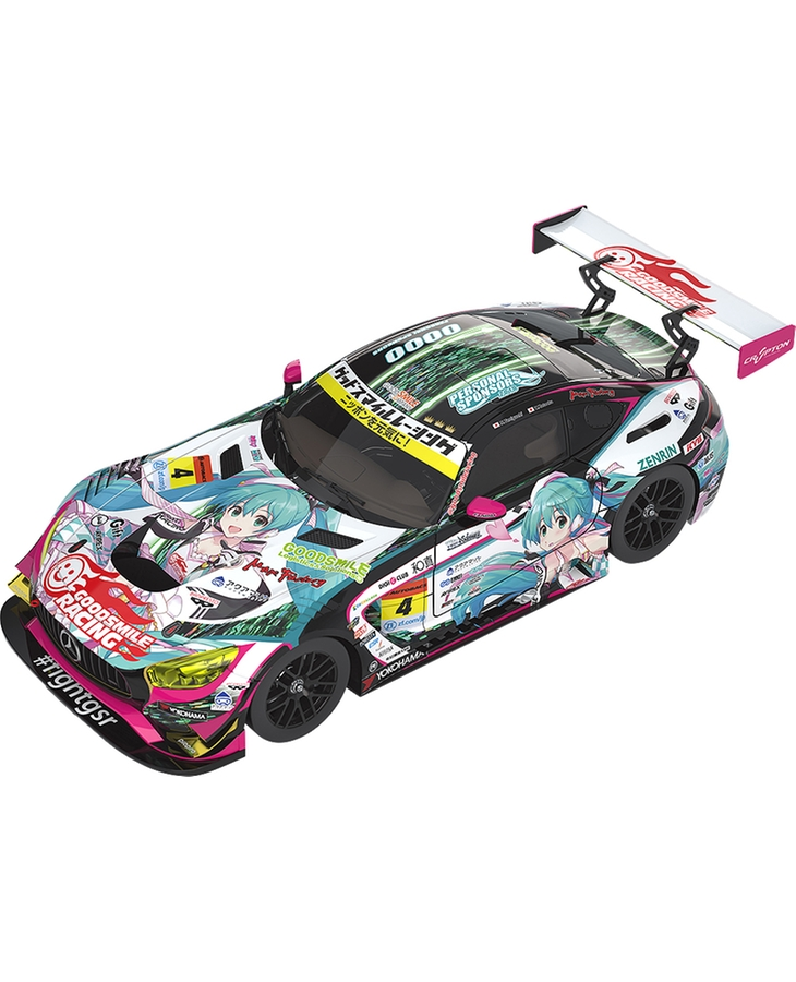 1/43rd Scale Good Smile Hatsune Miku AMG: 2019 Ver.