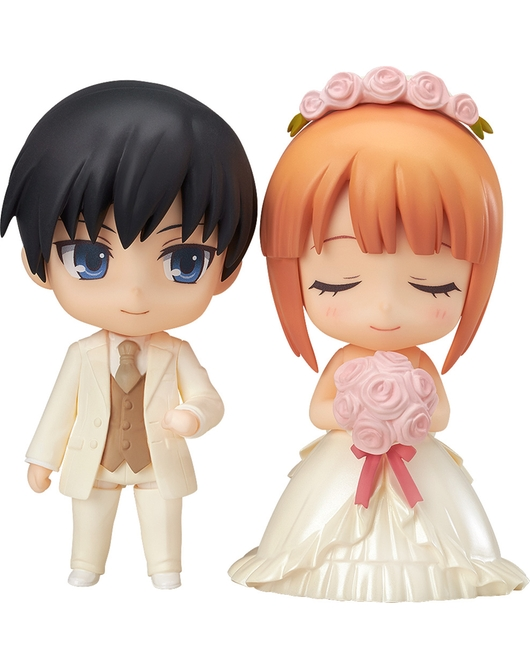 Nendoroid More: Dress Up Wedding(Second Release)