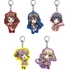Nendoroid Plus BanG Dream! Acrylic Keychain Set