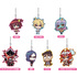 Space Patrol Luluco Trading Rubber Straps