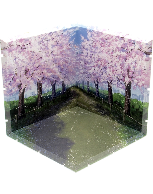 Dioramansion 150: Cherry Blossom Road