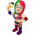 16dソフビコレクション 011 WWE ASUKA The Empress Mask Ver.
