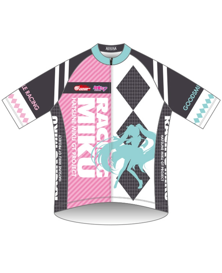 Cycling Jersey Racing Miku 2019 Graphic Ver.(Rerelease)
