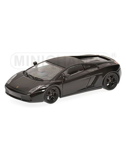 MINICHAMPS 1/43 Scale Lamborghini Gallardo 2006(Black)