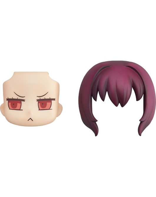 Nendoroid More: Learning with Manga! Fate/Grand Order Face Swap (Lancer/Scáthach)