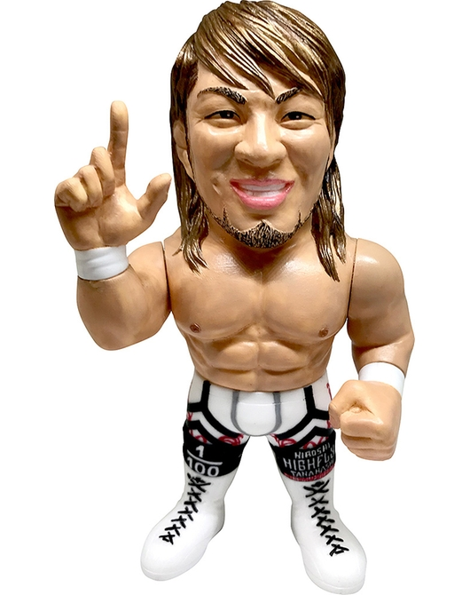 16d Collection 006: NEW JAPAN PRO-WRESTLING Hiroshi Tanahashi