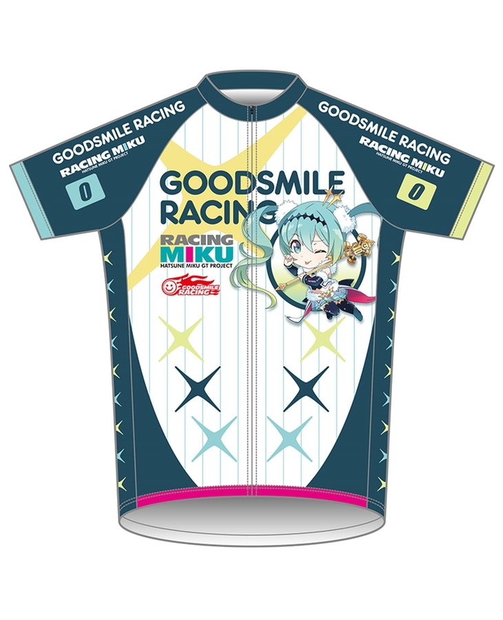 Cycling Jersey Racing Miku 2018 Nendoroid Ver.(Re-Release)