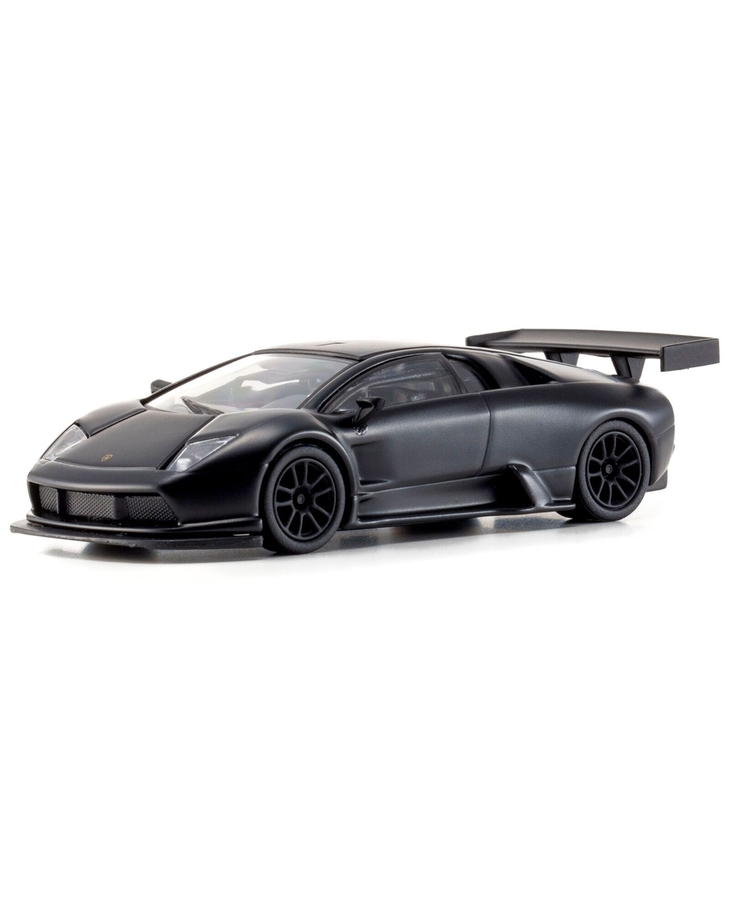 1 64kyosho Lamborghini Murcielago R Gt Team Jloc2008 Mad Black
