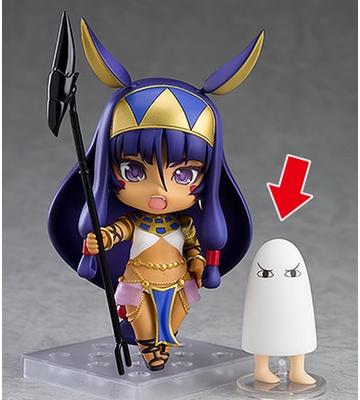 Nendoroid Caster/Nitocris