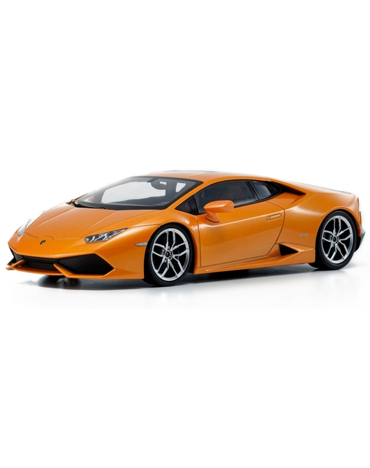 KYOSHO 1/18 Scale Lamborghini Huracan LP610-4 (Pearl Orange)