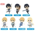 Sword Art Online: Alicization Nendoroid Plus Collectible Keychains