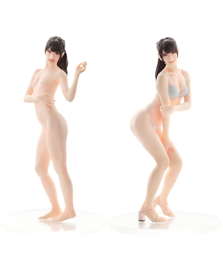 PLAMAX Naked Angel 1/20 Airi Kijima