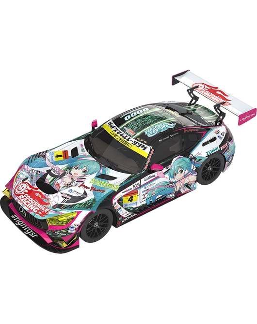 1/18th Scale Good Smile Hatsune Miku AMG: 2019 Ver. - GSC Online Exclusive Edition