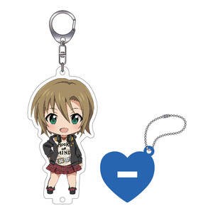 Nendoroid Plus: IDOLM@STER Cinderella Girls Acrylic Keychains with Stand Riina Tada