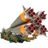 1/150 Plastic Model Soyuz Rocket & Transport Train(Rerelease)