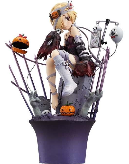 Koume Shirasaka: Halloween Nightmare Ver.