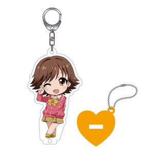 Nendoroid Plus: IDOLM@STER Cinderella Girls Acrylic Keychains with Stand Mio Honda