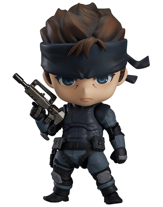Nendoroid Solid Snake(Second Release)