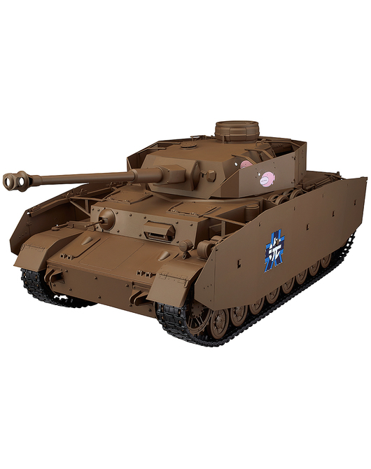 "figma Vehicles: Panzer IV Ausf. D ""H-Spec"""