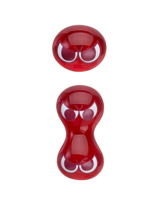 Puyo Puyo Cable Accessories (Red Puyo & Double Red Puyo Set)