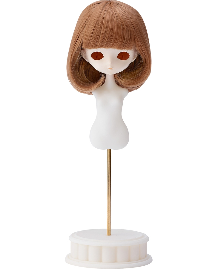 Harmonia bloom Wig Series: Natural Bob (Brown)