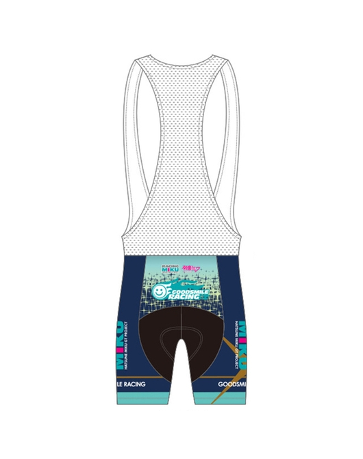 Cycling Bib Shorts Racing Miku 2018Ver.(Re-Release)