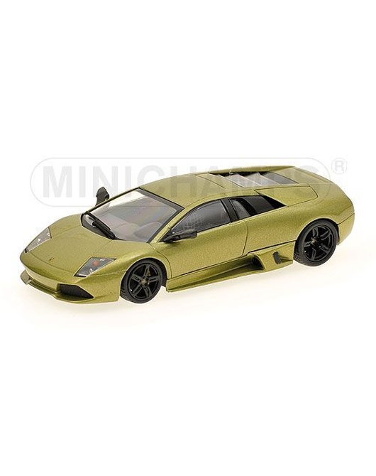 MINICHAMPS 1/43 Scale Lamborghini Murcielago LP640 2006 (Green Metallic)