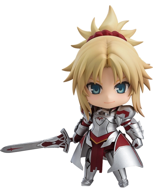 "Nendoroid Saber of ""Red"""