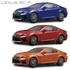 KYOSHO 1/64 Scale LEXUS LC500h & LEXUS RC F Mini Car Collection (Boxset of 6)