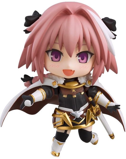 "Nendoroid Rider of ""Black"""