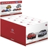 Kyosho 1/64 Scale Fiat 500: Mini-Car Collection (Box of 8)