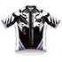 OHMEst.GRANDE Cycling Jersey: 2050 Model (Team: Blast Gear)(Rerelease)
