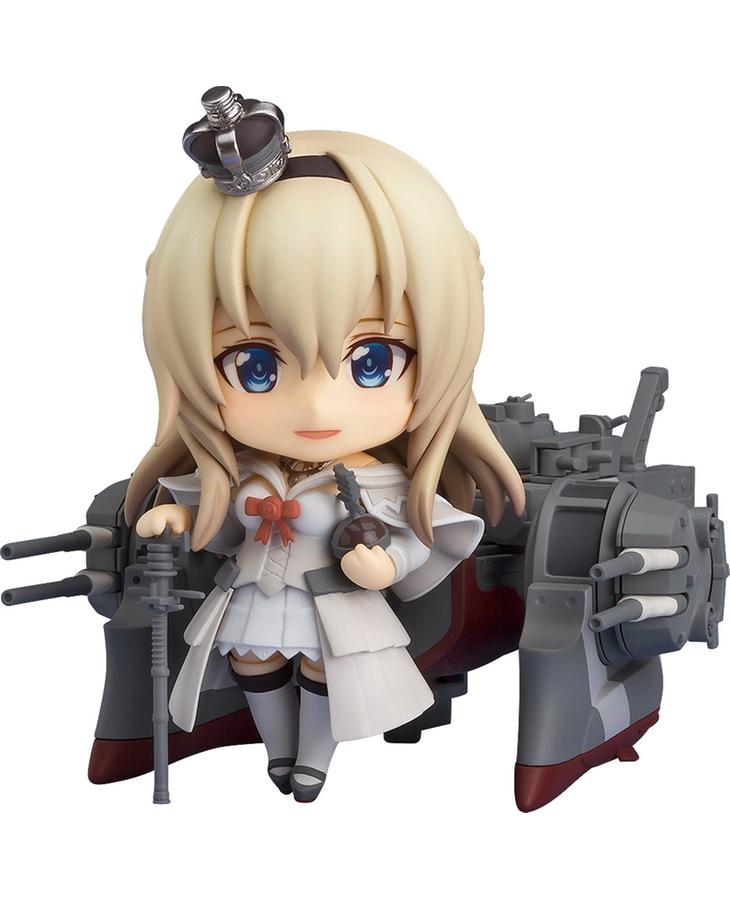 ねんどろいど Warspite(ウォースパイト)【特典付き】