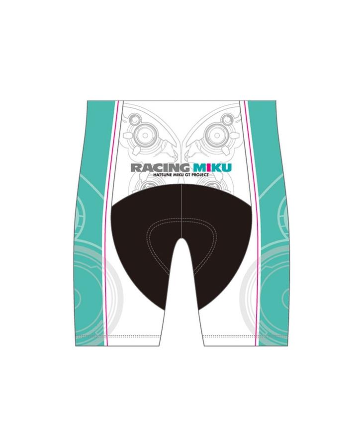 Cycling Pants  Racing Miku 2017 M Size  b9239ae0a