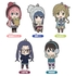 Laid-Back Camp: Nendoroid Plus Collectible Rubber Keychains