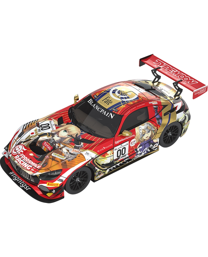 1/18 GOODSMILE RACING & TYPE-MOON RACING 2019 SPA24H ver. GSCオンライン限定版